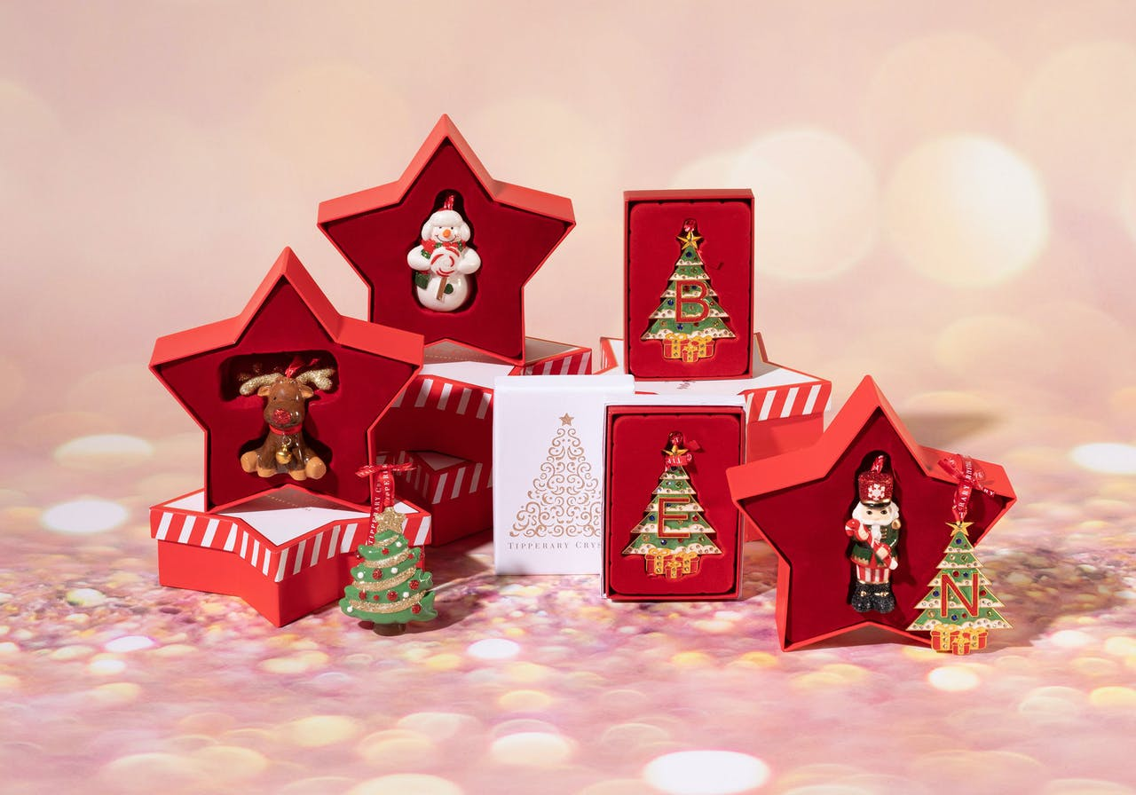 Shop Christmas tree decorations online at Kilkenny shop