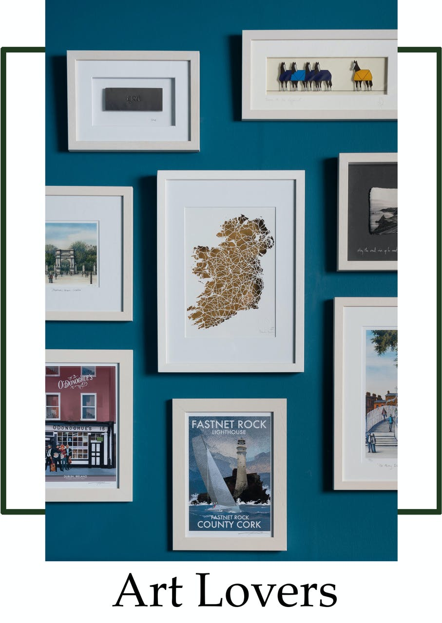 Chritsmas gifts for Art lovers, creative gifts