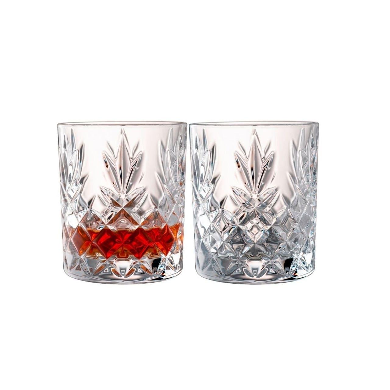 Galway Renmore Whiskey Tumbler Set of 2