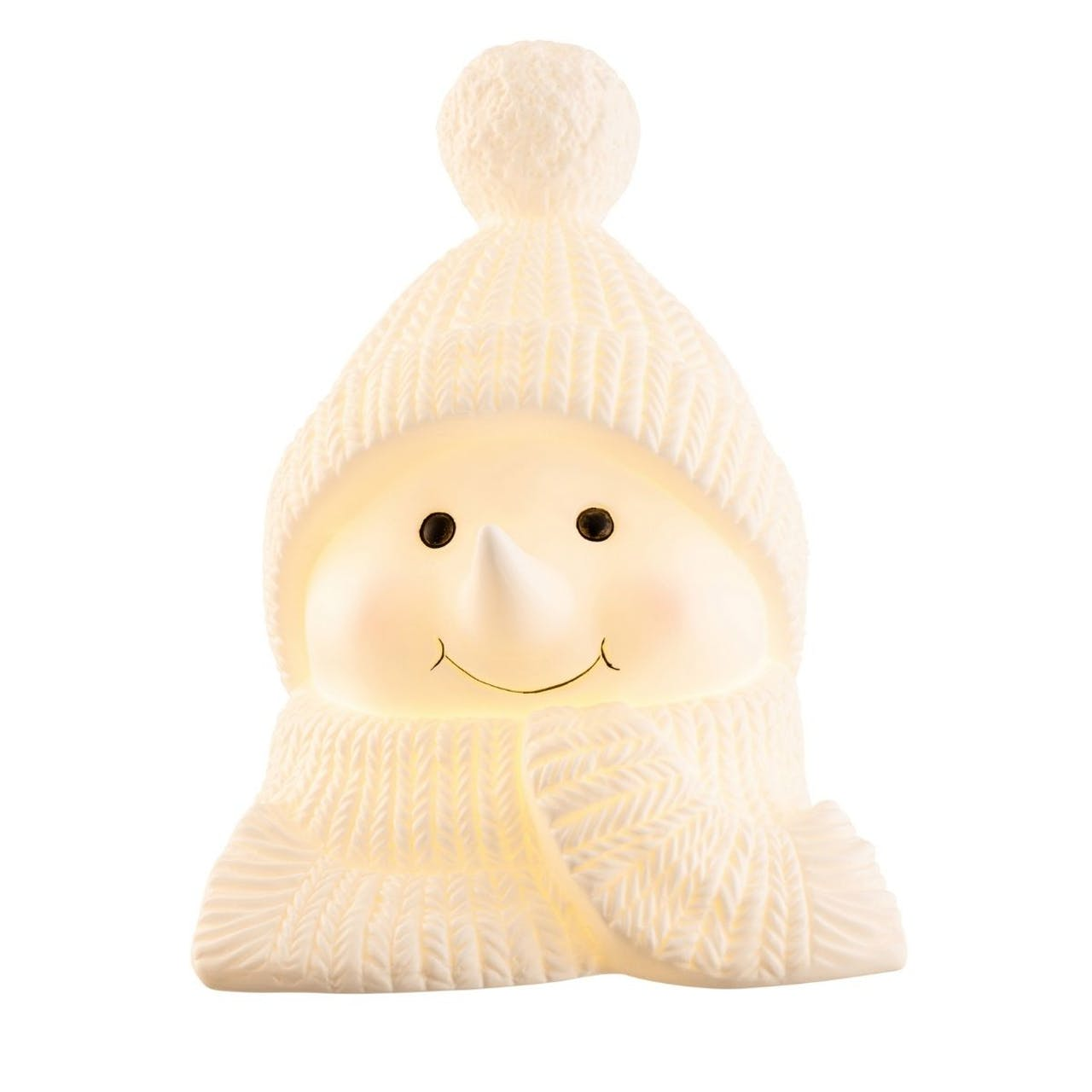 Cosy Snowman LED