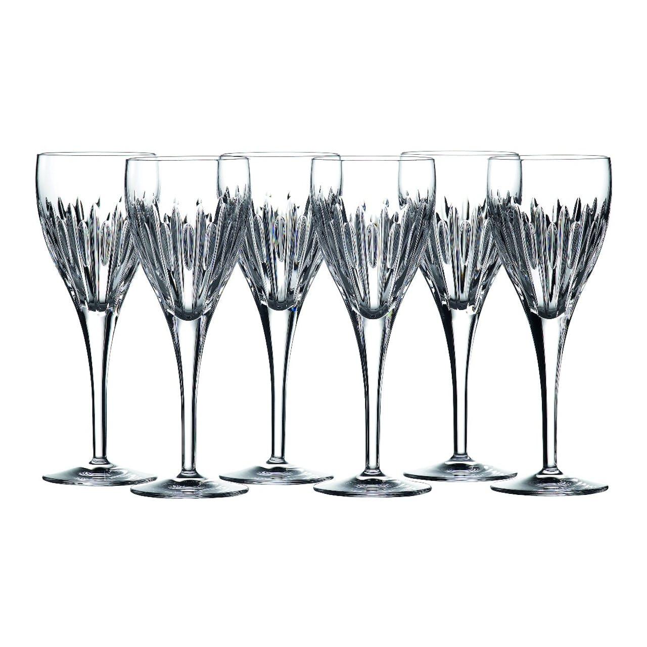 Waterford Crystal Ardan Mara Wine Set