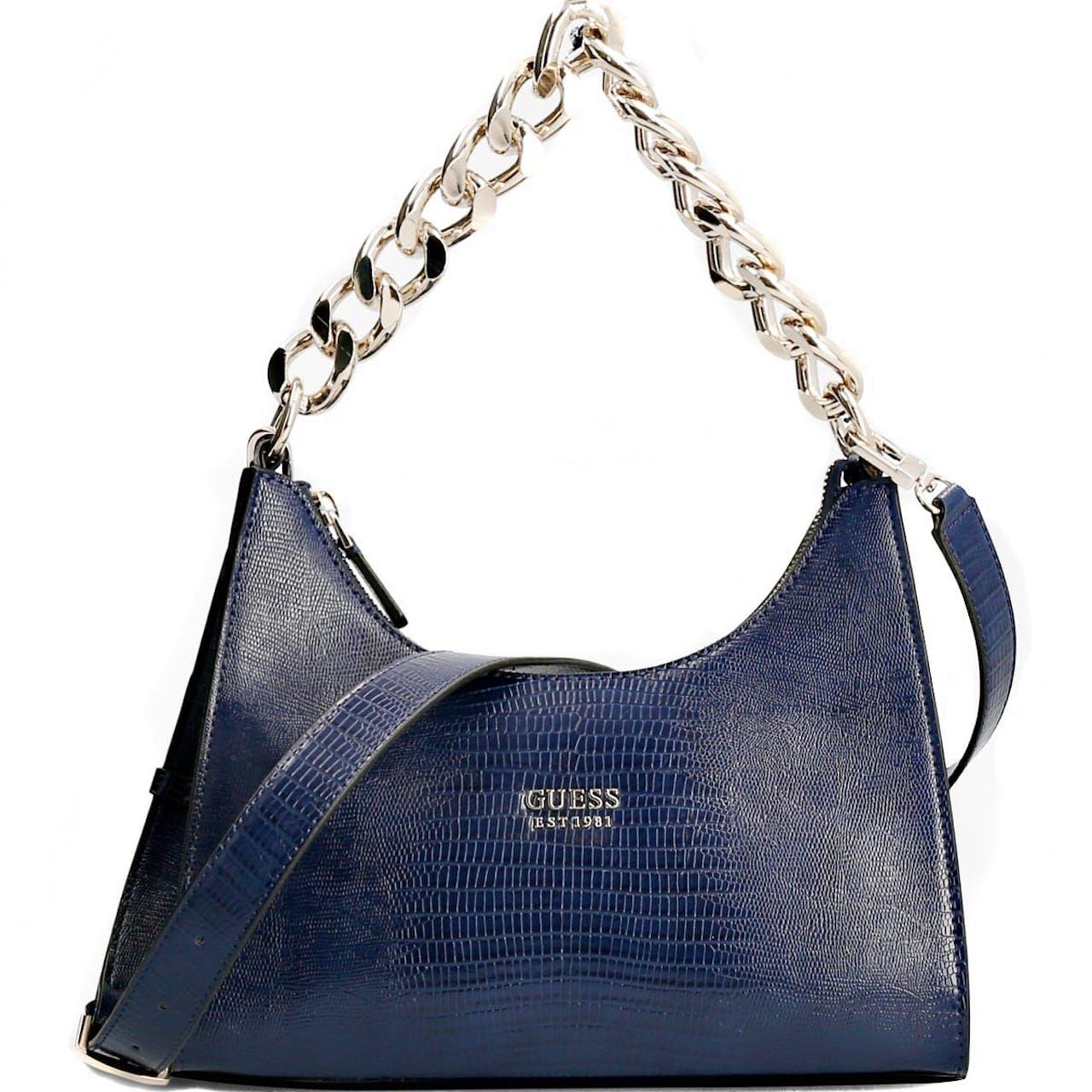 Guess Tullia Navy Hobo Bag