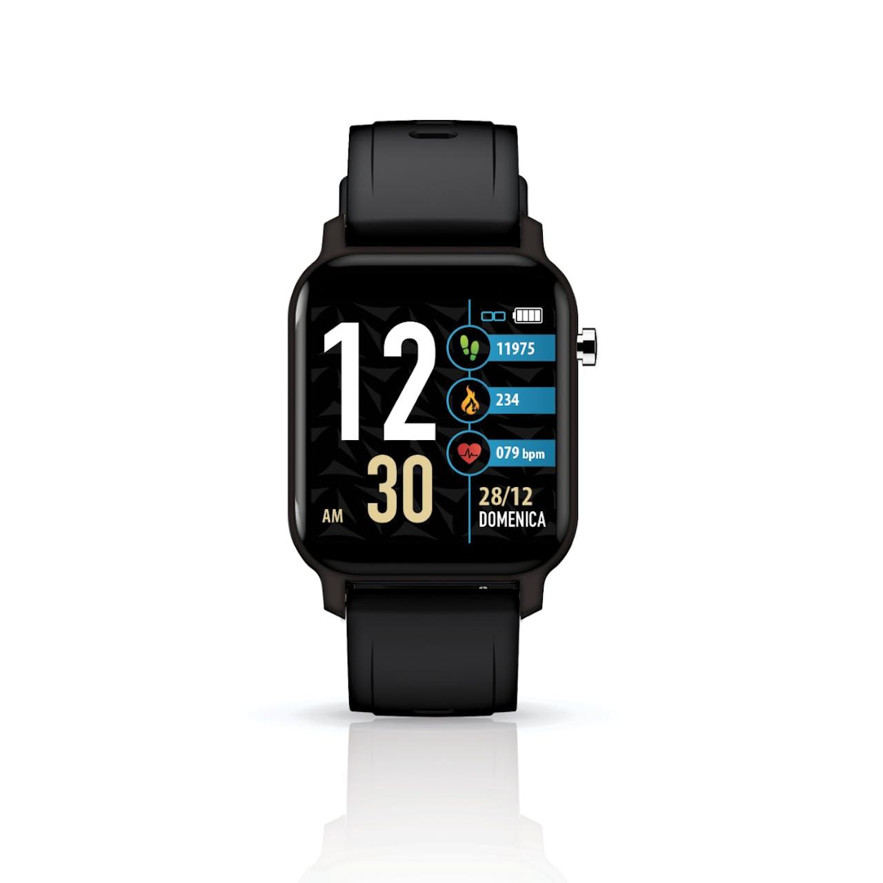 Techmade X black Techwatch