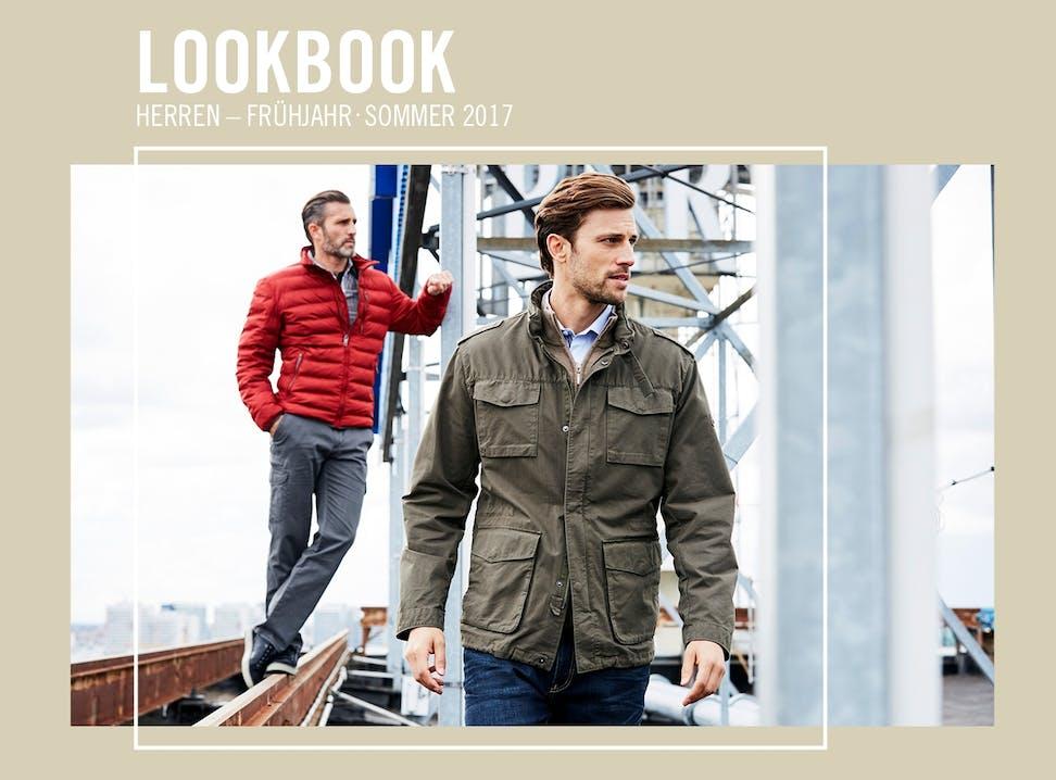 Lookbook Herren Frühjahr/Sommer 2017