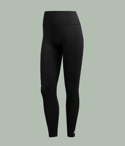 adidas Yogahose schwarz