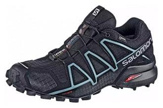 Salomon Speedcross 4 GTX Damen schwarz