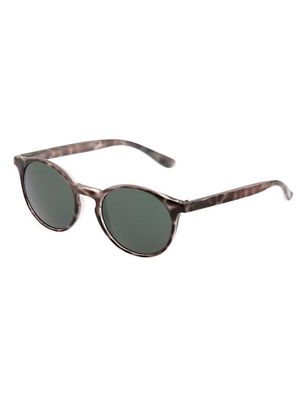 Sonnenbrille im Leo-Look