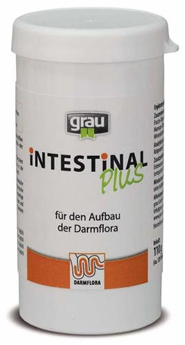 grau - Ergänzungsfutter - Intestinal Plus Tabletten 120 Stück