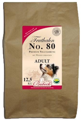 Bubeck - Trockenfutter - No. 80 Adult Truthahn