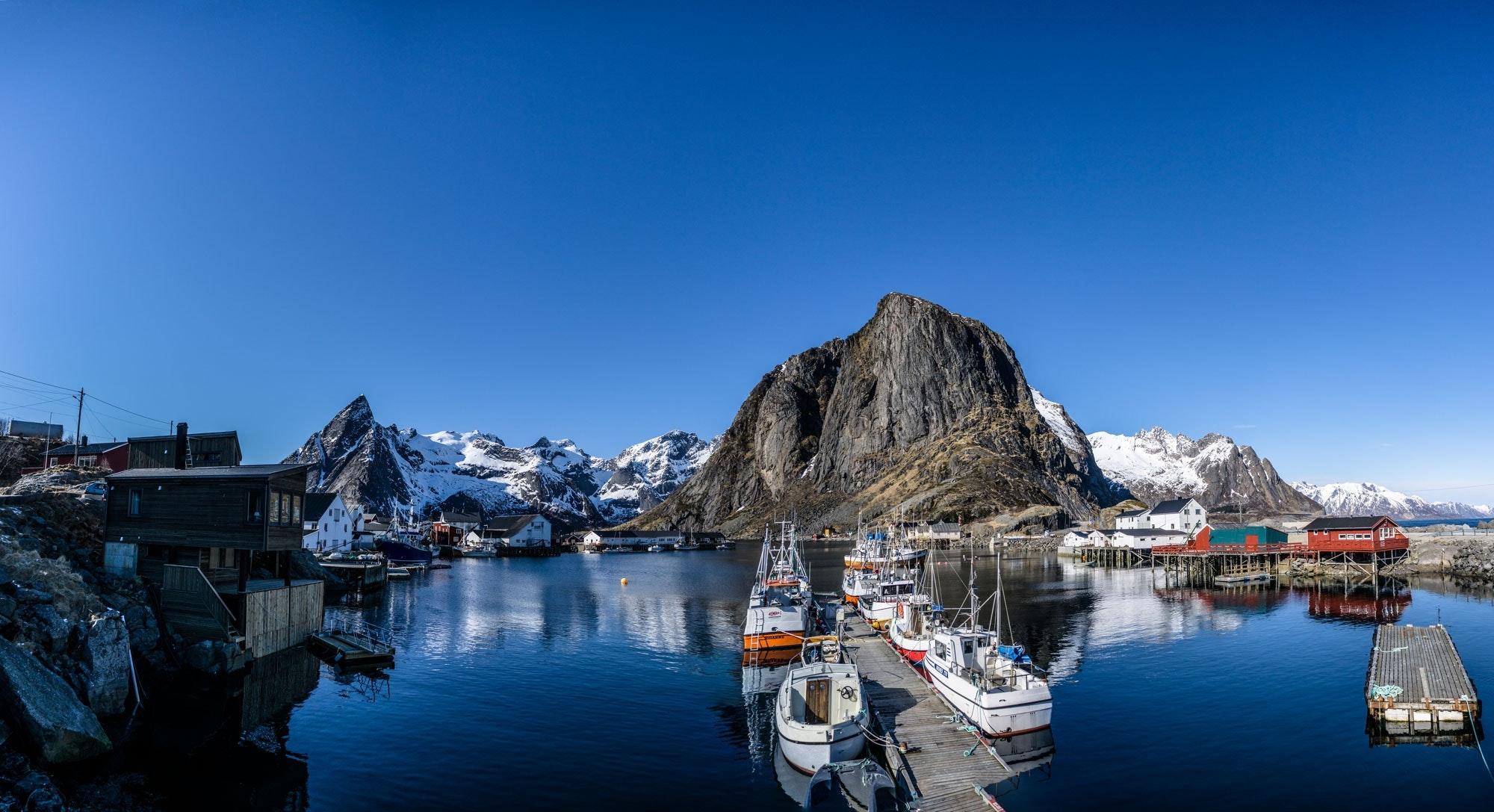 Freeride Norwegen