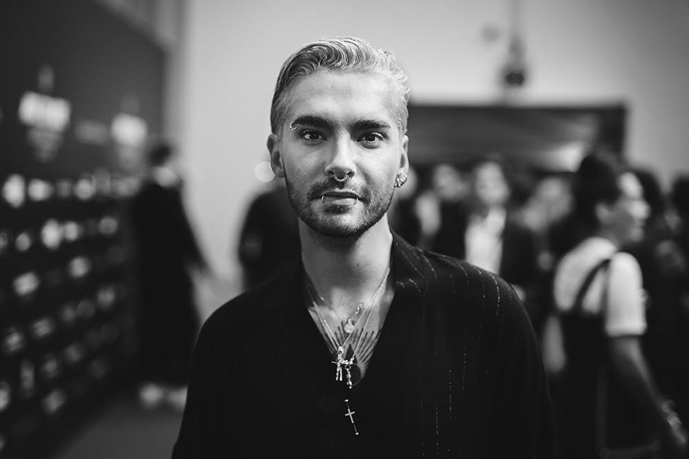Tokio Hotel Sänger Bill Kaulitz beim Made For More Award