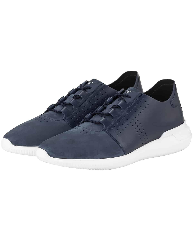 Tod's Sneaker, Sneaker, blue, Casual Style, Menswear 2018, Lodenfrey, Munich