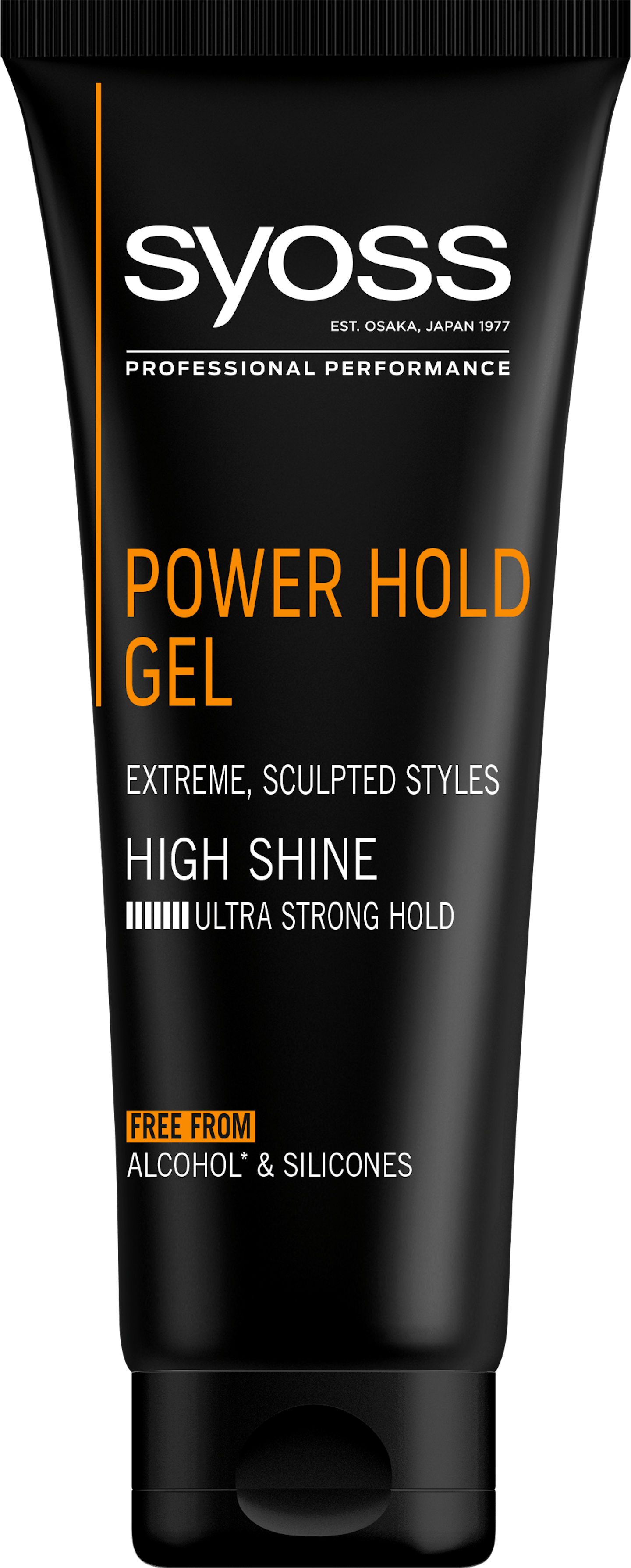 Syoss Power Hold Gel