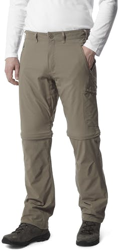 Craghoppers Nosilife Pro Convertible II (long version) - pantaloni zip-off - uomo