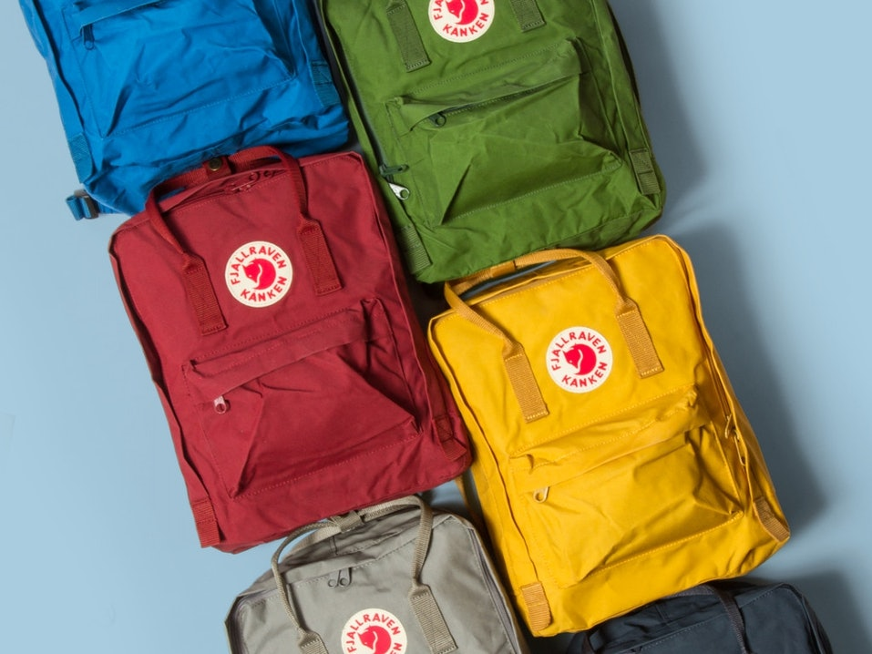 Rucksäcke und Taschen von Fjällräven