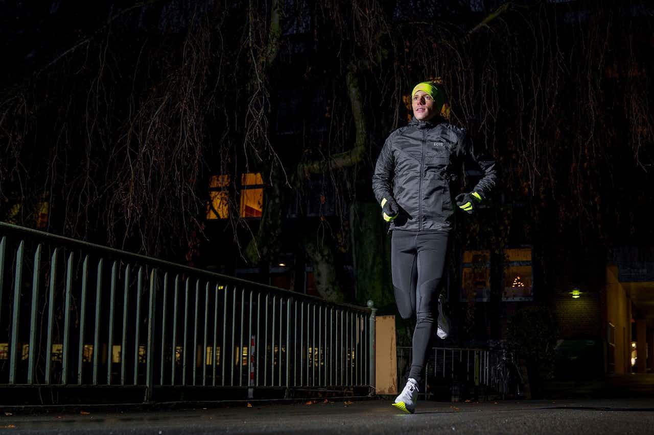 Laufen bei Nacht
