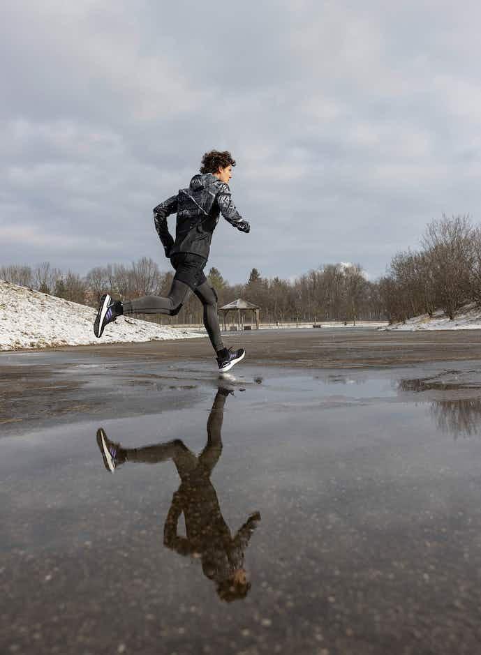 Laufen im Winter: Darauf solltest du achten