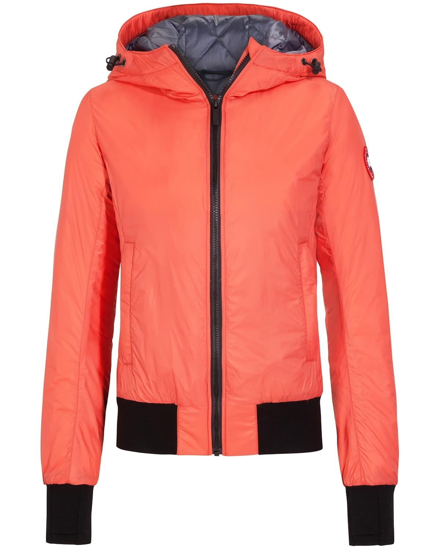 Canada Goose, Daunenjacke, Spring-Summer Collection 2019, Rain, Protection, Raincollection, 2019, Orange, Lodenfrey, Munich