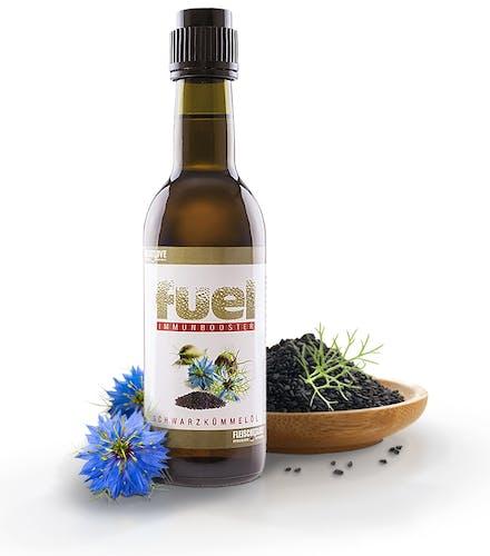 Fleischelust fuel Schwarzkümmelöl