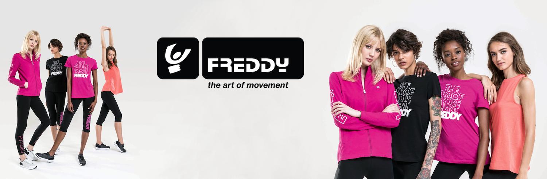 Nuovo Look! abbigliamento Freddy donna e uomo