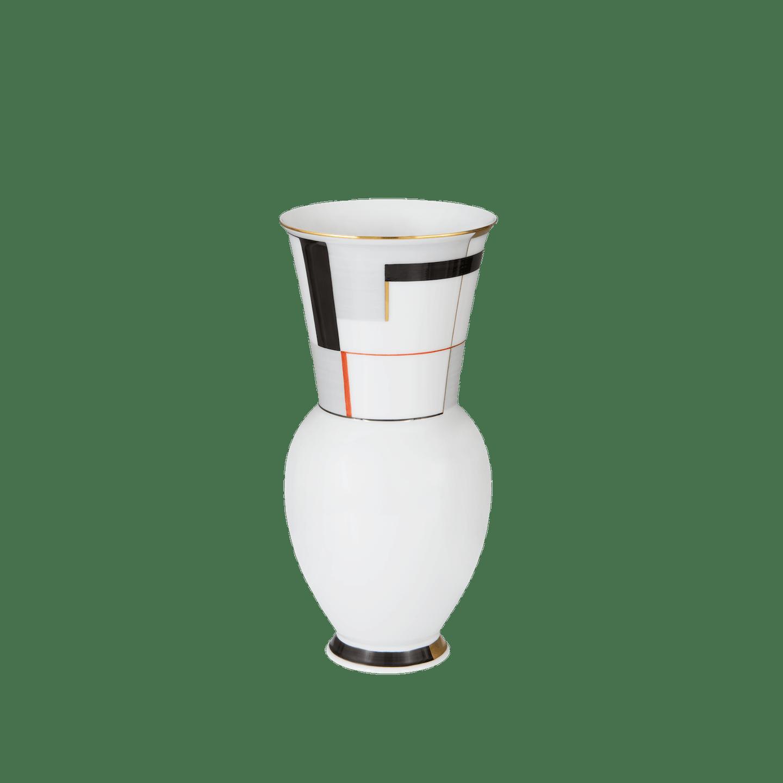 Vase HALLE 2, Dekor Modele b100.1 Edition