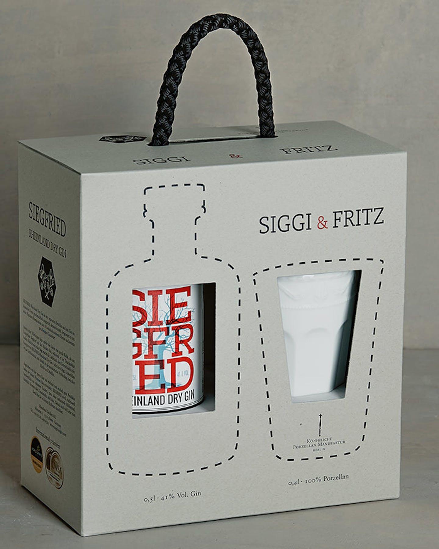 Kooperationen— Siggi & Fritz — Königliche Porzellan-Manufaktur