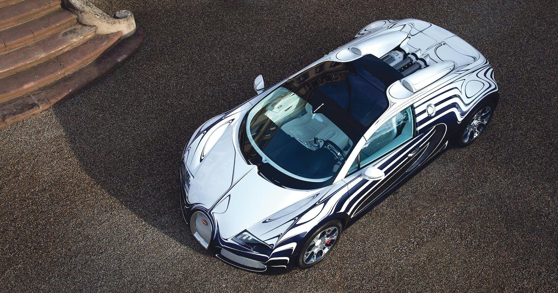 Kooperationen— Bugatti — Königliche Porzellan-Manufaktur