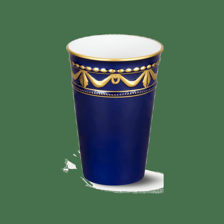 Champagner Becher, KURLAND, Royal Bleu
