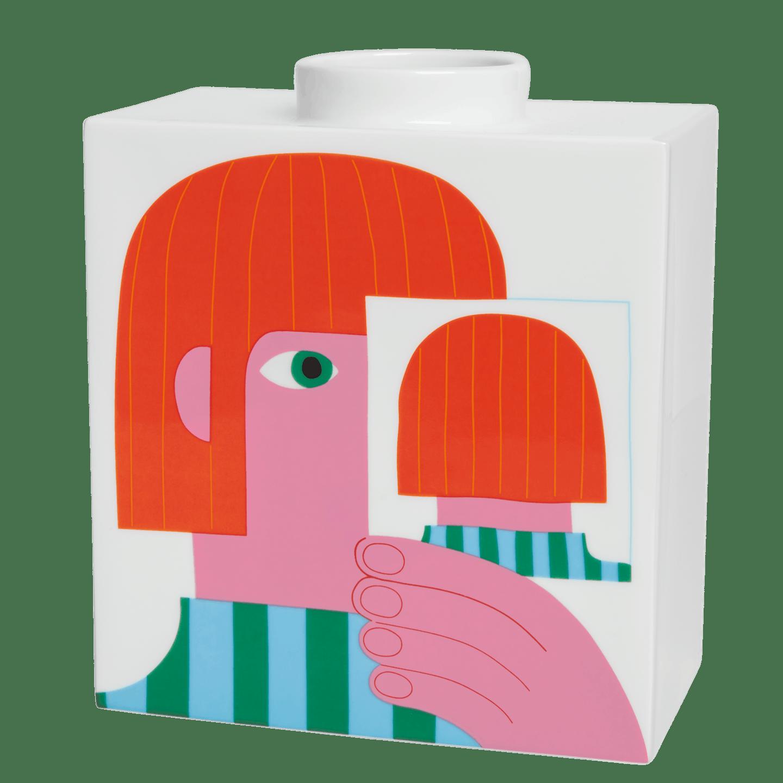 Vase, CADRE 3, Introspectus Zeloot