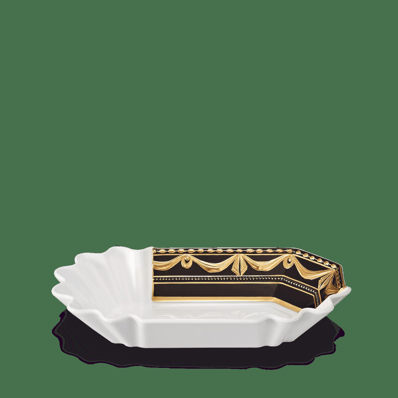 Currywurstschale, KURLAND ROYAL NOIR