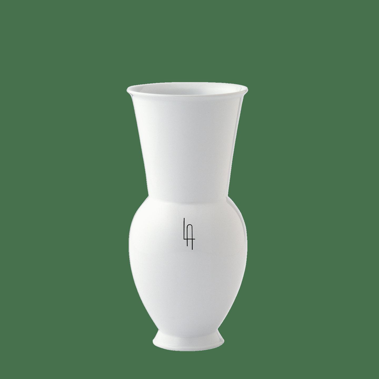 Vase HALLE 2 mit Monogramm