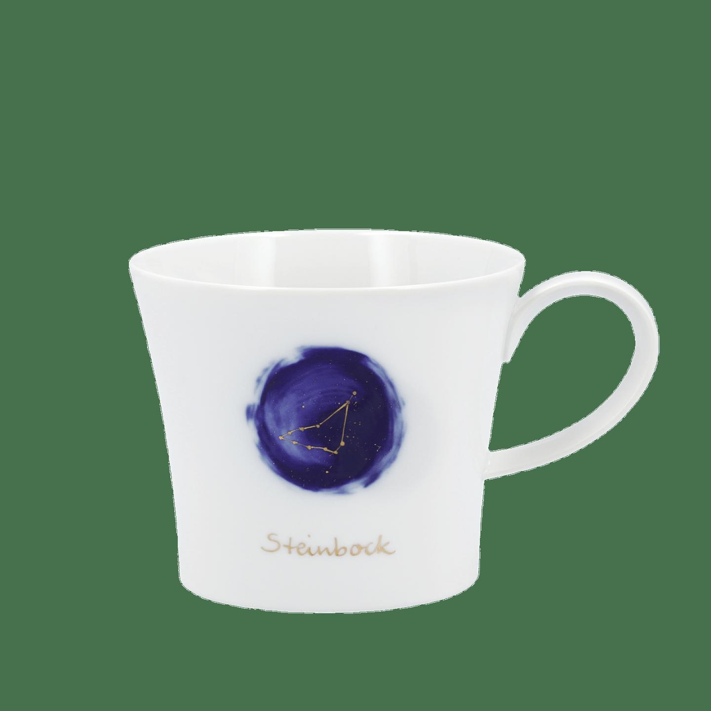 Frühstückstasse, BERLIN, Sternzeichen STEINBOCK