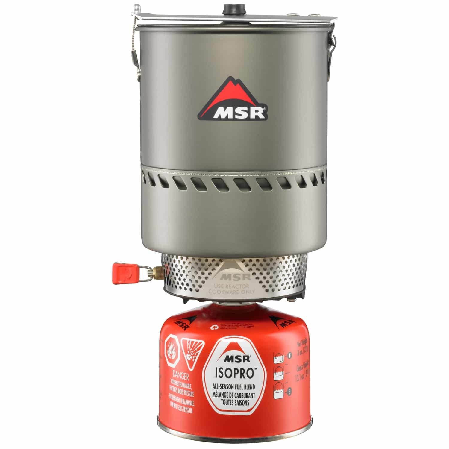 Reactor 1,7L Stove System