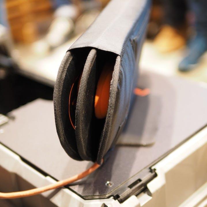 Tecnica-Forge-Anpassung