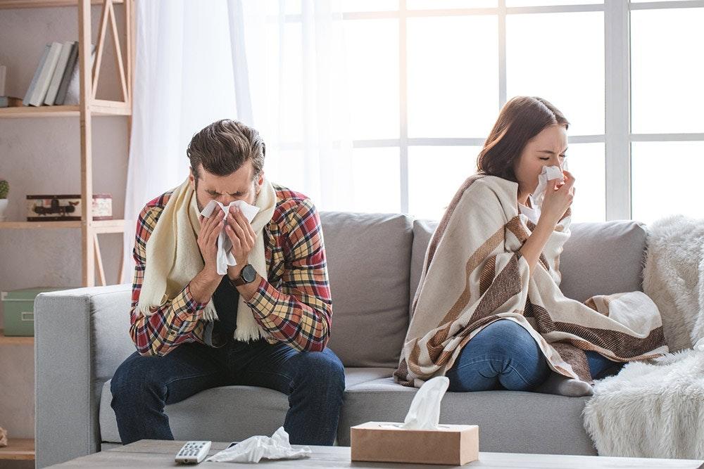Erkältung und Schnupfen vorbeugen