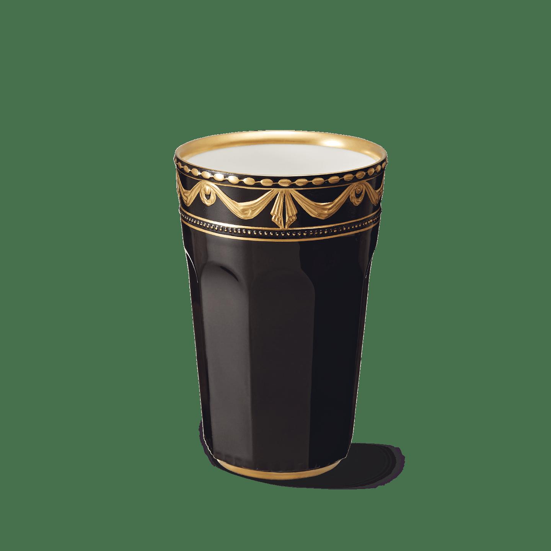 Latte-Macchiato Becher, KURLAND ROYAL NOIR