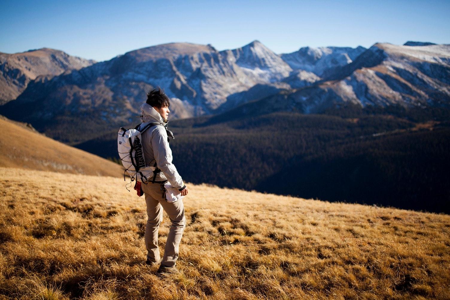 Wandern Colorado
