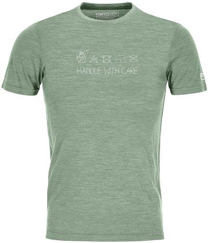 Ortovox 120 Cool Tec Wool - T-Shirt - Herren