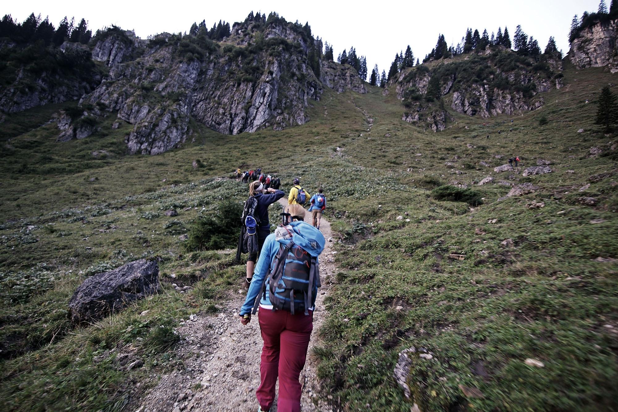 12h-Wanderung Oberammergau