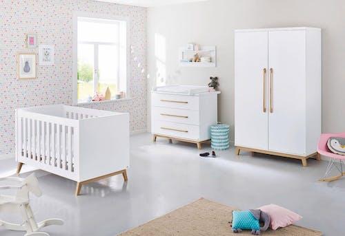 Pinolino Babyzimmer Set »Riva breit« (3-tlg)