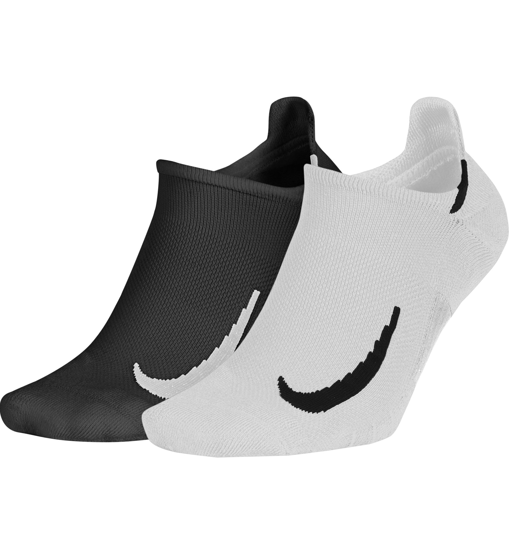 Nike Multiplier No-Show 2 pairs - calzini corti running - unisex
