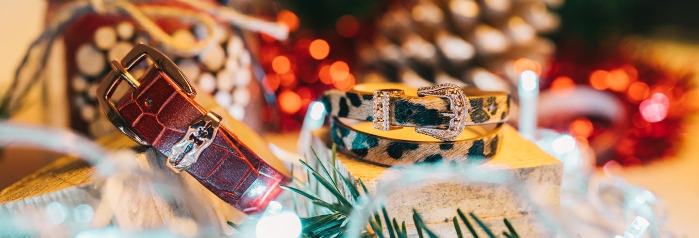 Idées cadeau Noël chaussures maroquinerie Melvin & Hamilton