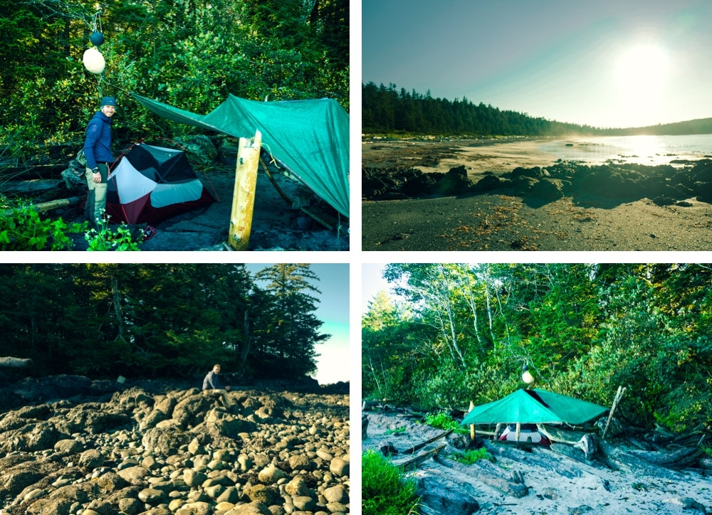 Camping- Tipps fürs Zelt