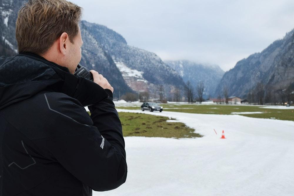 Drift-Training-Saalfelden