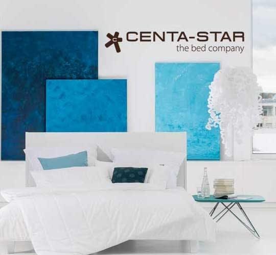 Schlafen Sie gut in den Bettwaren von Centa-Star