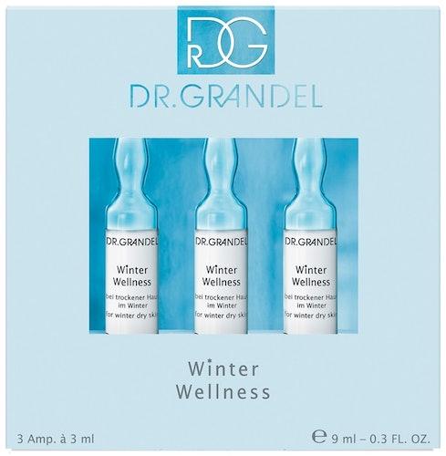 Schneeweiße DR. GRANDEL Winter Wellness Ampullen