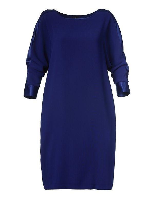 Kleid in H-Linie