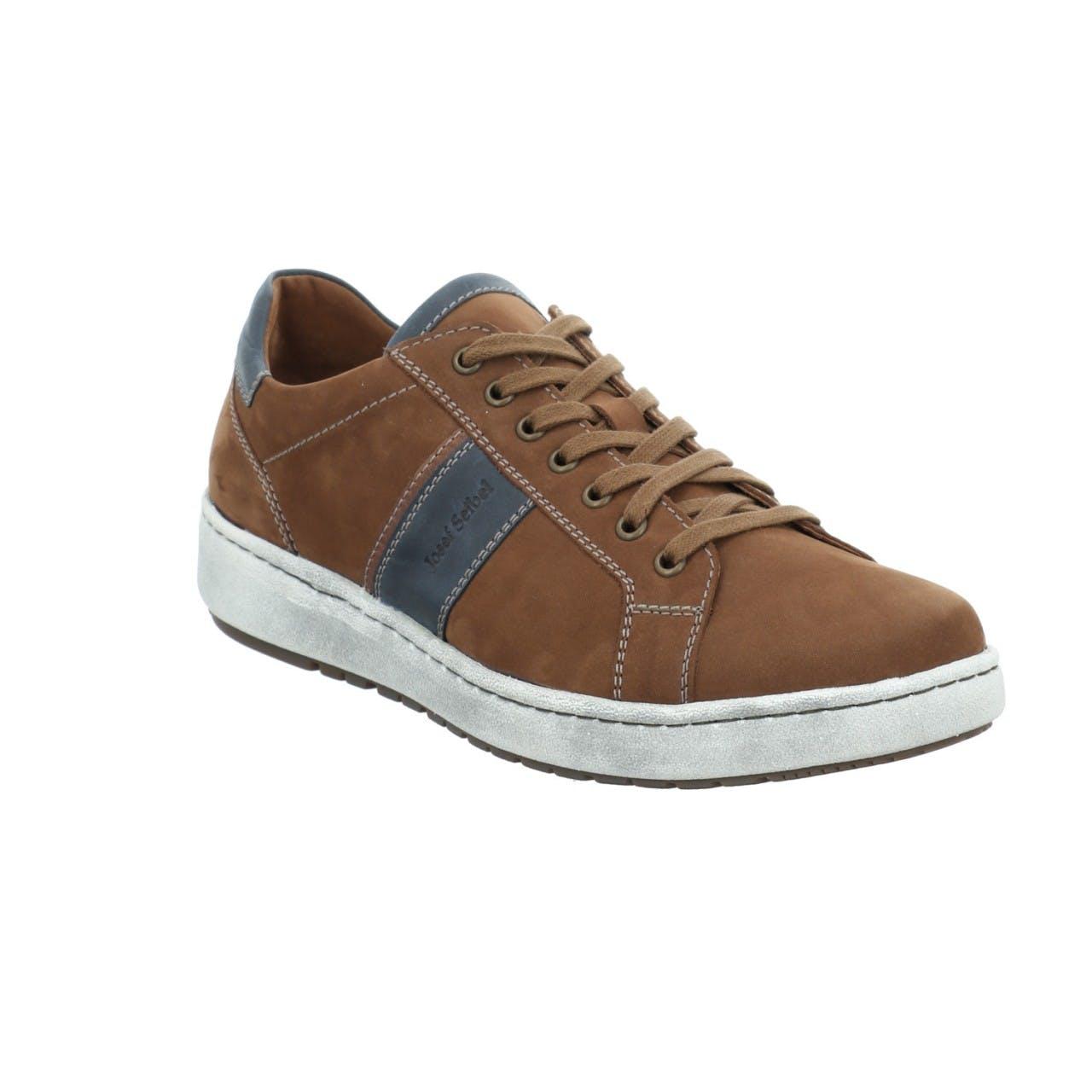 Josef Seibel Herren-Sneaker David 01 | braun