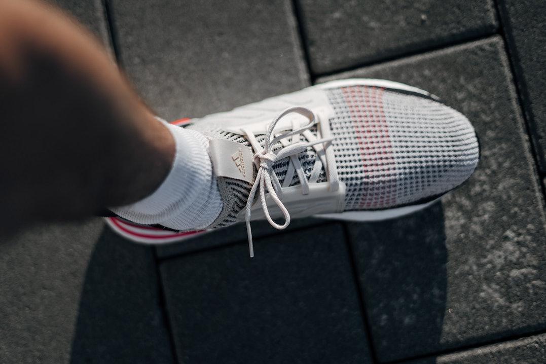 Extra Schub dank UltraBoost 19! Das Top Modell von adidas im
