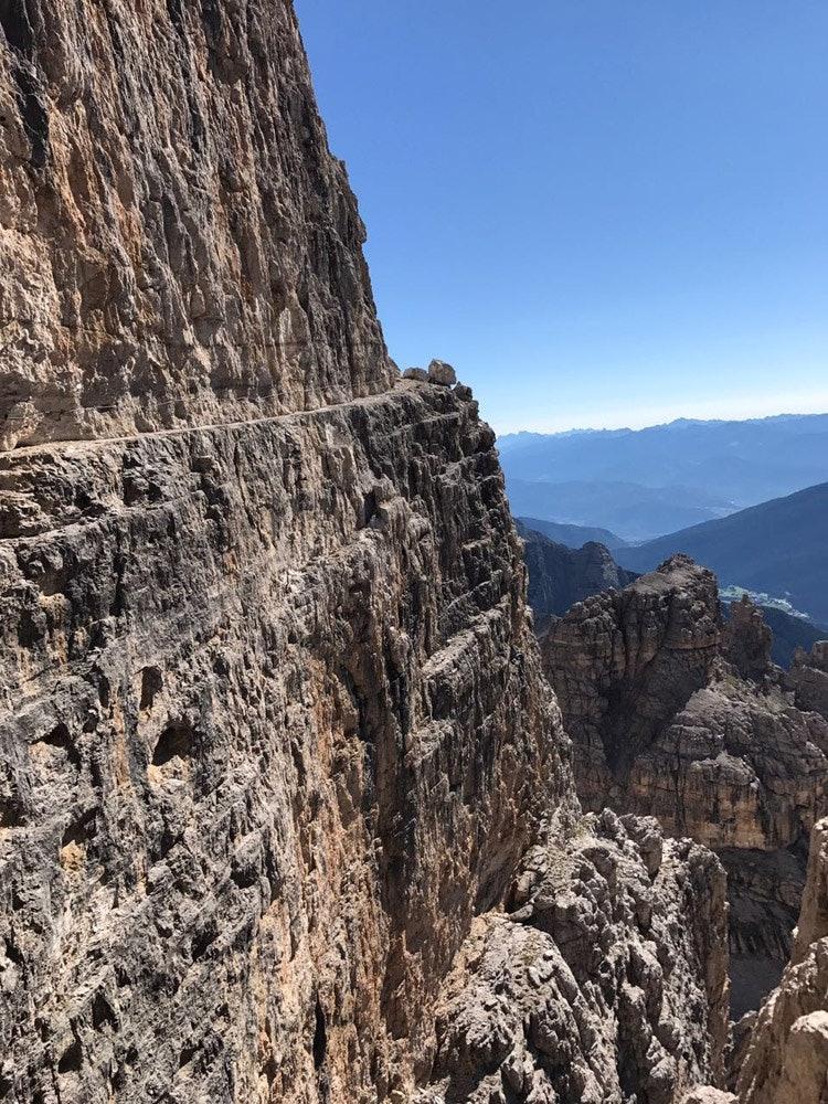 Brenta-Bocchette-Klettersteige